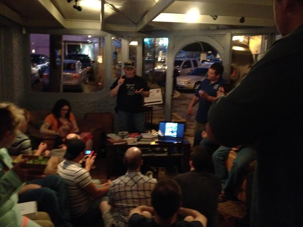 Skeptics in the Pub 2014